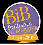 BiBs finalist 2018 badge
