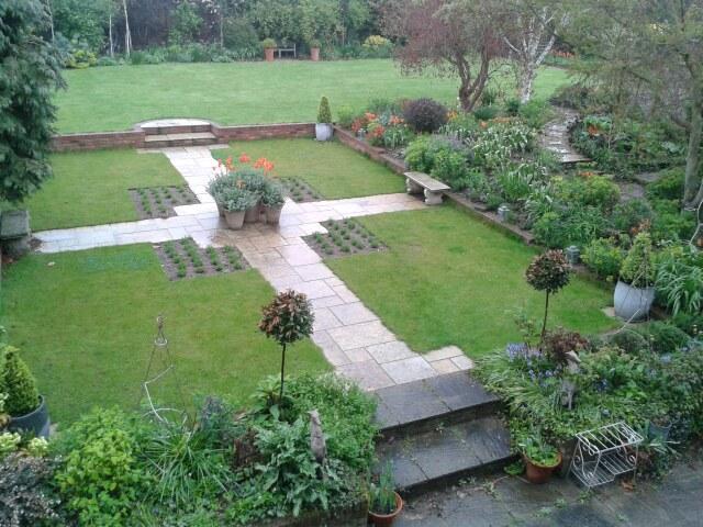 Understand 'void' is one of the essentials of garden design