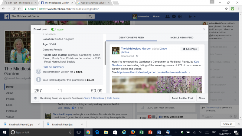 Understanding Facebook