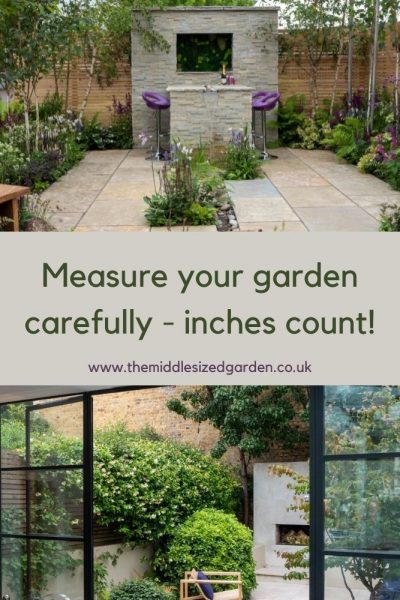 Save money on garden design - avoid making costly mistakes!