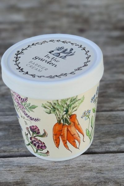 Heathcote & Ivory Hand Care barrier cream