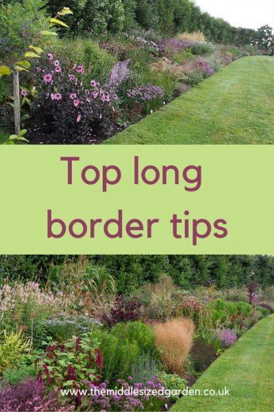 Long border