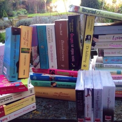 Alexandra Campbell's books