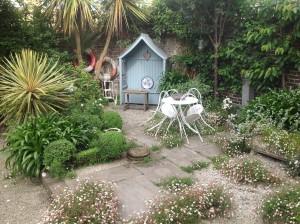 Anna Turner seaside garden