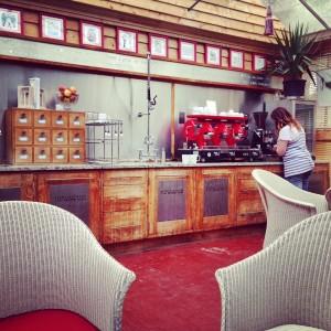 Architectural Plants cafe