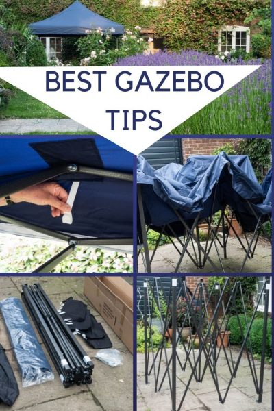 What to look for in a pop-up gazebo
