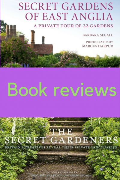 Reviews of The Secret Gardeners and Secret Gardens of East Anglia