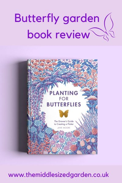 Butterfly garden tips and book review