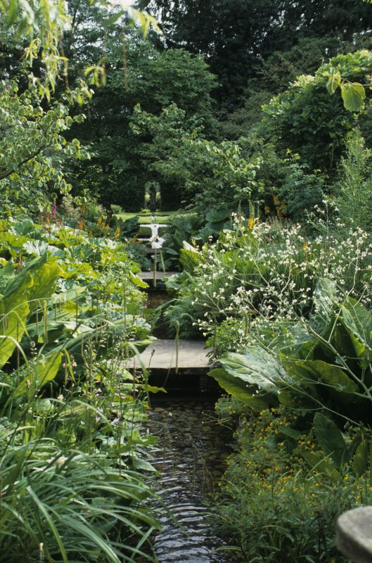 Geoffrey Jellicoe garden