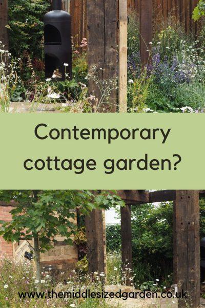 Peter Cowell garden