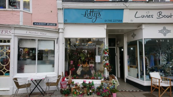 Lotty's Flowers in Faversham