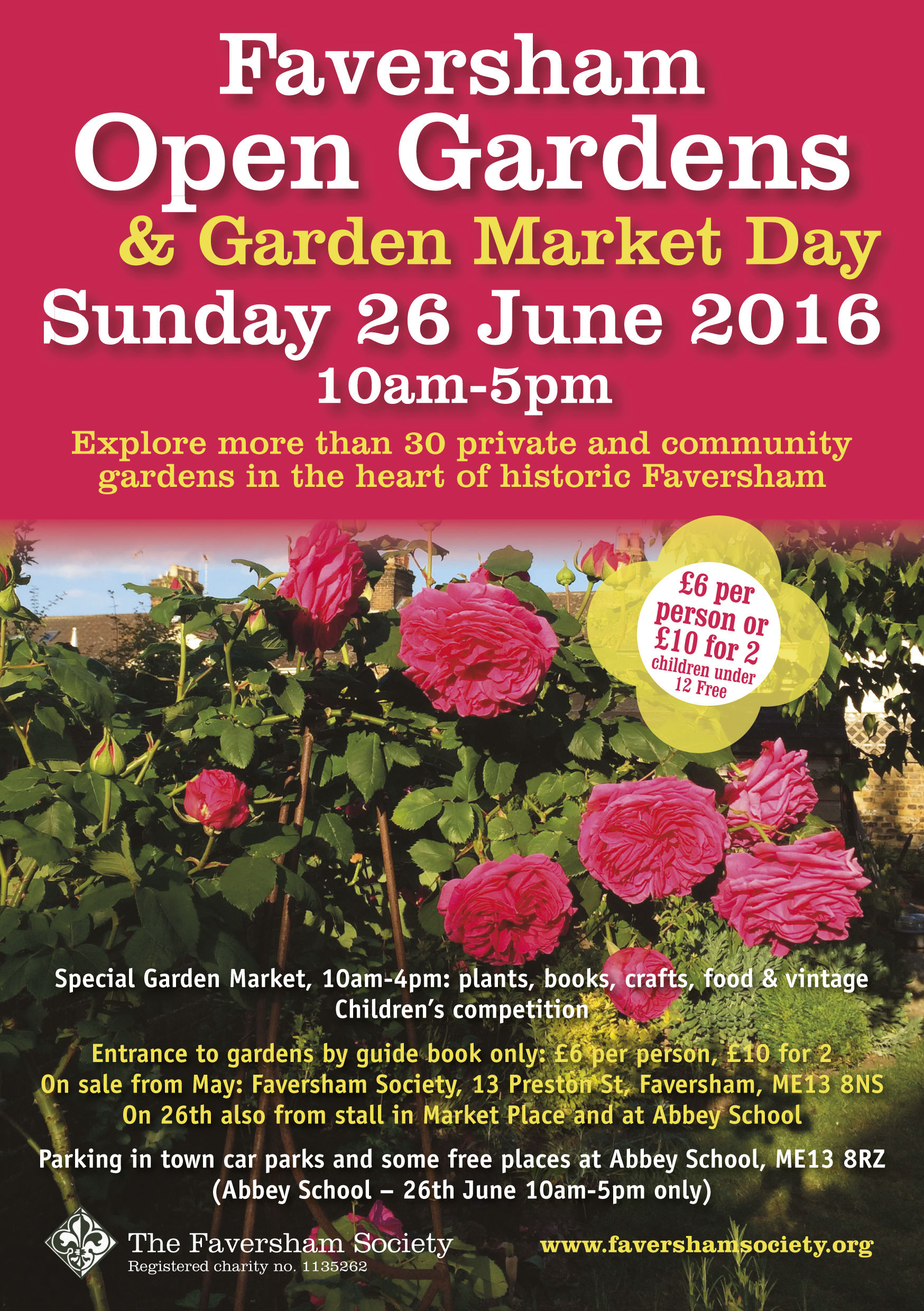 how to organise a local open gardens event the middle sized garden gardening blog