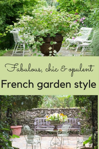 Le Jardin Agapanthe - fabulous French style for your garden