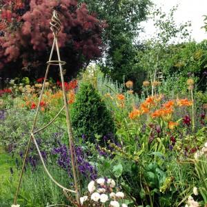 Fruit salad garden