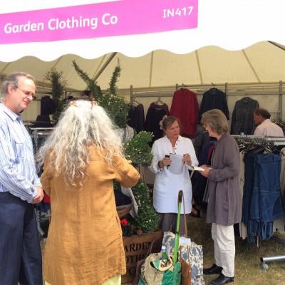 Garden Clothing Company tops.