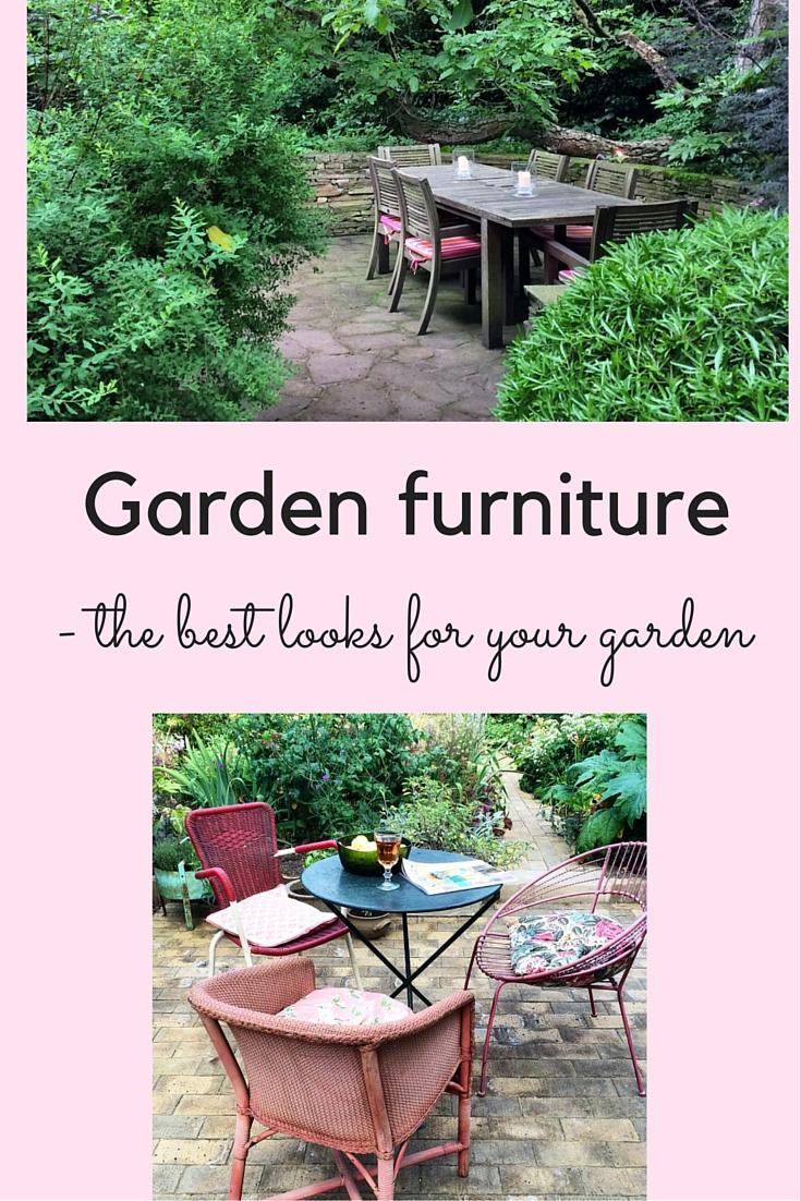 Garden Furniture To Love   4 Best Looks   The Middle Sized Garden |  Gardening Blog