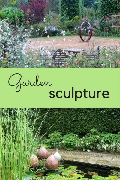 Garden sculpture and ornaments
