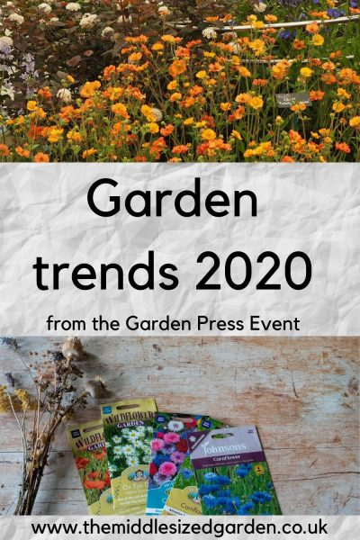 2020 garden trends from the Garden Press Event