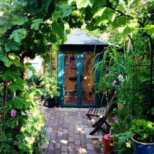 Griselda's shed