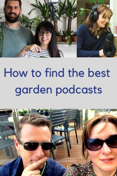 Why garden podcasts are the hot new trend