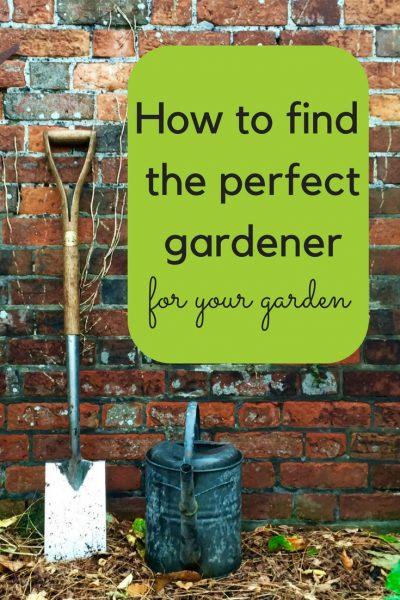 How to find a gardener #gardens #gardener #gardening