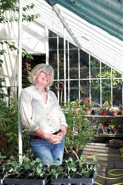 Jane Moore Planting for Butterflies