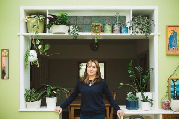 Jane Perrone's gardening podcast On the Ledge