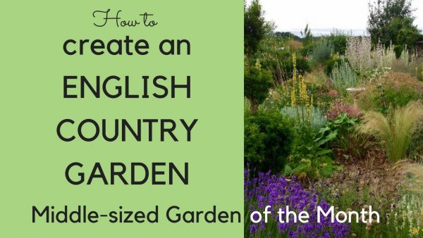 Garden videos - English country style in winter
