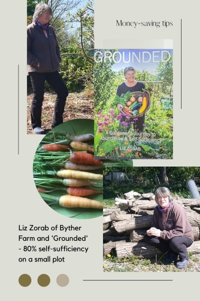 Liz Zorab of Byther Farm
