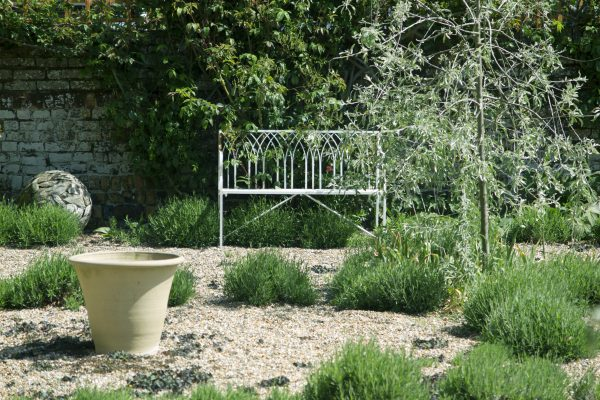 Try a gravel garden for a seaside look
