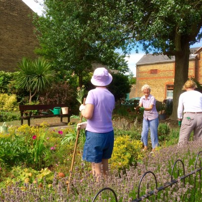 How a community garden can help your town