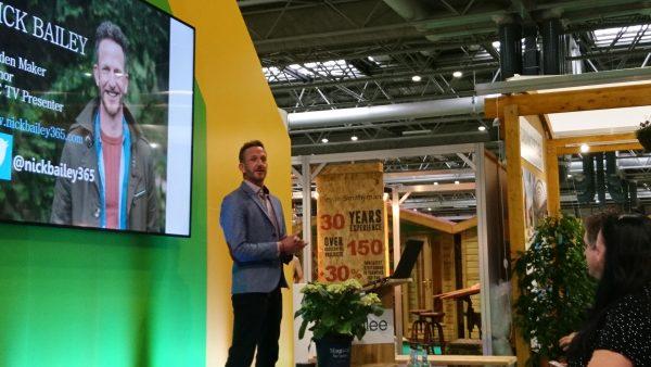 Nick Bailey on garden trends