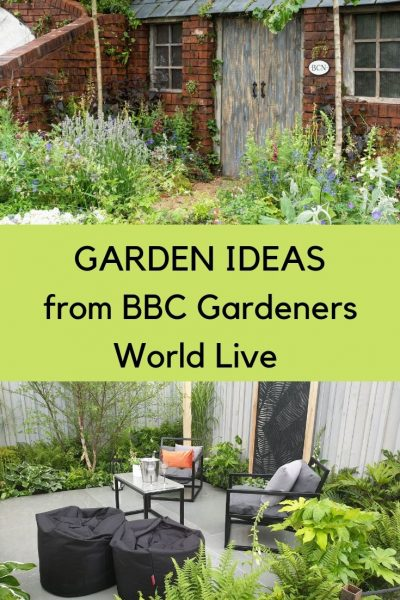 Ideas for your garden from BBC Gardeners World Live