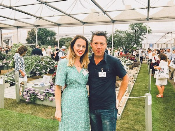 The SodShow is one of the top UK garden podcasts