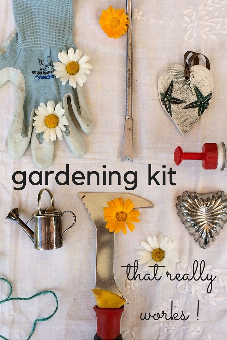 Garden supplies - kit that really works