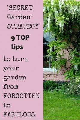 Secret garden strategies