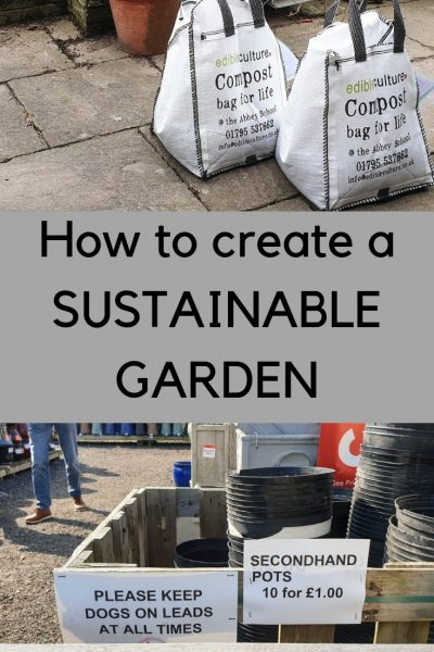 Sustainable garden checklist