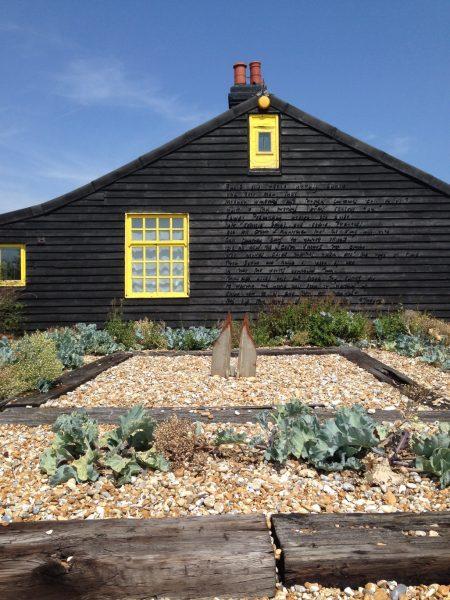 Derek Jarman's seaside garden