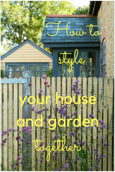 Style your garden - finishing touches and smart tips
