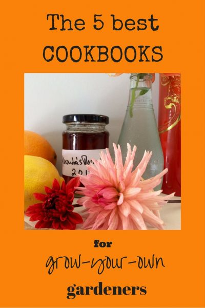 Cookbooks for seasonal veg and fruit