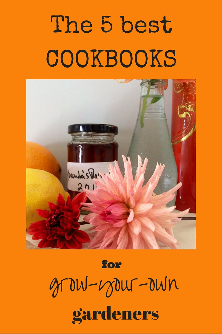 Cookbooks for seasonal veg and fruit