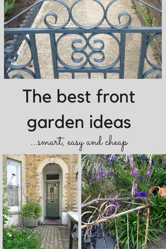 The Best Front Garden Ideas Smart Easy And Cheap The Middle Sized Garden Gardening Blog