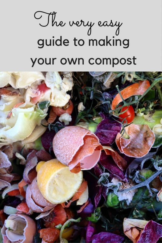 The easy way to make your own home-grown compost