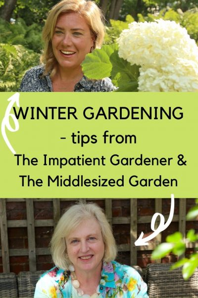 The Impatient Gardener and The Middlesized Garden