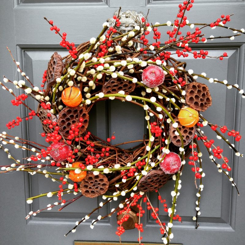 What does this wreath say about you?