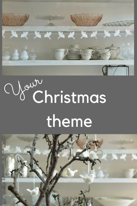 Choose a Christmas theme