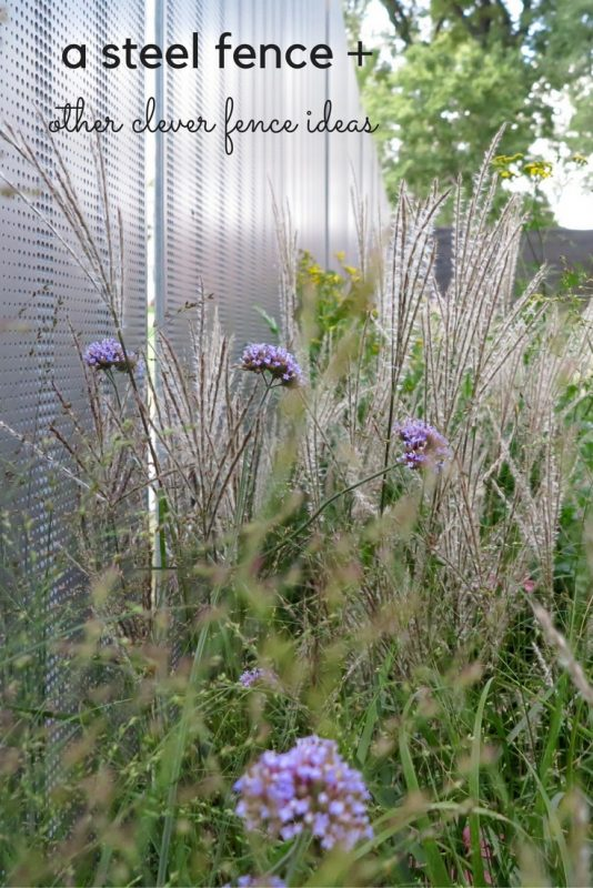 Fences For Privacy 9 Great Ideas For Garden Screening