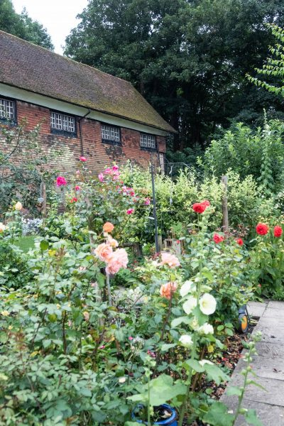 The Abbey Physic Garden in Faversham