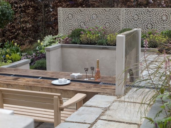 Pip Probert garden design at Ascot Garden Show