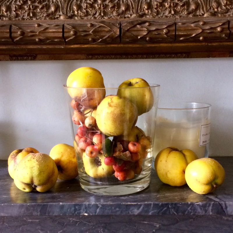Unusual fall decorating ideas from the garden